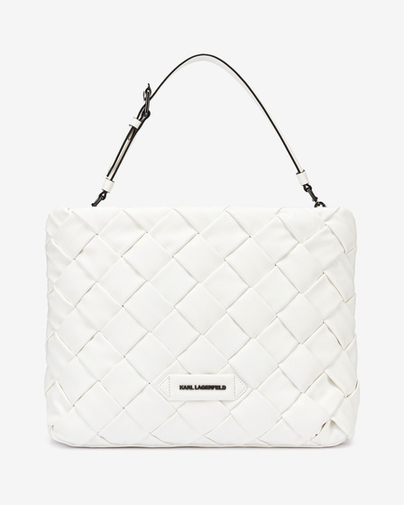 Karl Lagerfeld Kushion Braid Tote Torba