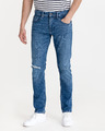 Tom Tailor Denim Denim Long Traperice