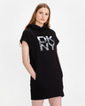 DKNY Stacked City Logo Haljina