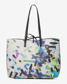 Desigual Confetti Black Seattle Torba