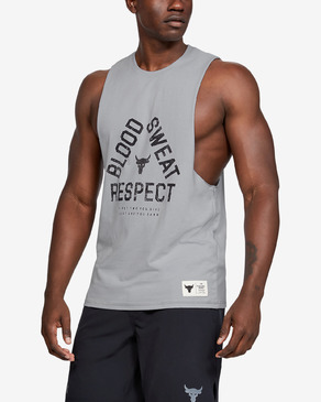 Under Armour Project Rock Blood Sweat Respect Majica bez rukava