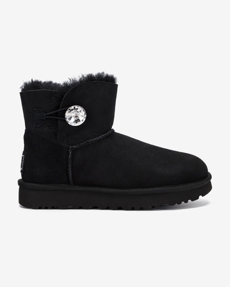 UGG Mini Bailey Button Bling Čizme za snijeg